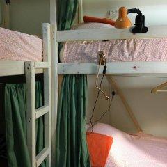 Хостел Пара Тапок на Маяковской Кровать в мужском общем номере с двухъярусной кроватью фото 10