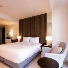 Hotel ENTRA Gangnam 4* Номер Премьер с двуспальной кроватью фото 11