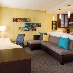 Отель Residence Inn by Marriott Seattle University District 3* Студия с различными типами кроватей фото 9