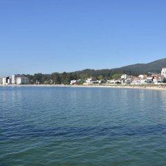 Отель Casaldomar Вилагарсия-де-Ароза пляж фото 2