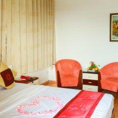Hanoi Little Center Hotel 3* Улучшенный номер разные типы кроватей фото 2