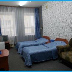 Гостиница Новый Континент 3* Стандартный номер с 2 отдельными кроватями фото 6