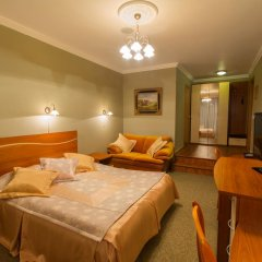 Гостиница Антей 3* Номер Комфорт с двуспальной кроватью фото 5
