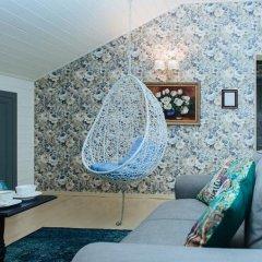 Мини-отель Грандъ Сова Номер Делюкс с двуспальной кроватью фото 3
