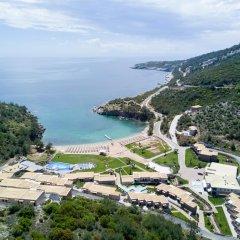 Отель Thassos Grand Resort пляж фото 3