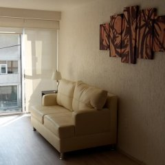 Отель Grupo Kings Suites Monte Chimborazo 537 Мехико комната для гостей фото 3
