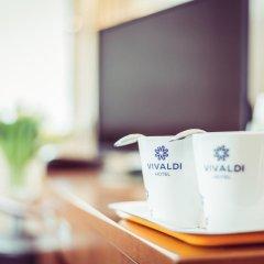 Hotel Vivaldi 4* Апартаменты с различными типами кроватей фото 6