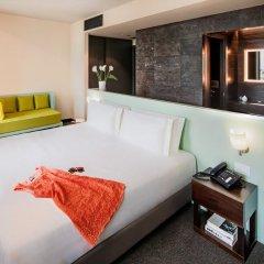 Hotel Glam Milano 4* Улучшенный номер с двуспальной кроватью фото 2