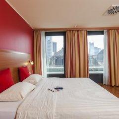 Star Inn Hotel Frankfurt Centrum, by Comfort 3* Номер Бизнес с различными типами кроватей фото 7