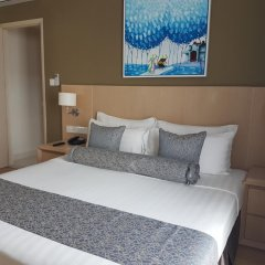 Отель Somerset Ho Chi Minh City 4* Улучшенные апартаменты с различными типами кроватей фото 4