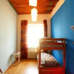 Хостел Ура рядом с Казанским Собором Номер с общей ванной комнатой с различными типами кроватей (общая ванная комната) фото 7