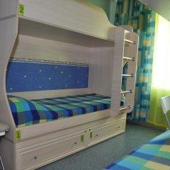Хостел 8 Этаж Кровать в общем номере двухъярусные кровати фото 5