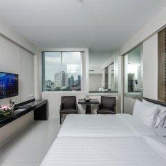 Mandarin Hotel Managed by Centre Point 4* Номер Делюкс с двуспальной кроватью фото 9