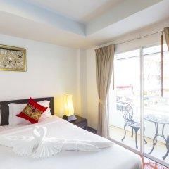 Отель Silver Resortel Улучшенный номер с двуспальной кроватью фото 2