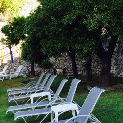 Отель Villa Conca Smeraldo Конка деи Марини бассейн фото 2