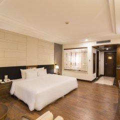 Saigon Halong Hotel 4* Номер Делюкс с различными типами кроватей