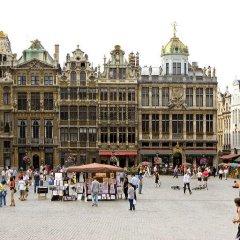 Отель Sun Hotel Бельгия, Брюссель - 1 отзыв об отеле, цены и фото номеров - забронировать отель Sun Hotel онлайн спортивное сооружение