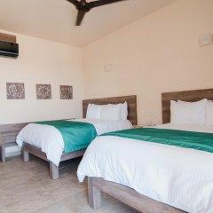 Отель Isla Natura Beach Huatulco 5* Стандартный номер с различными типами кроватей фото 3
