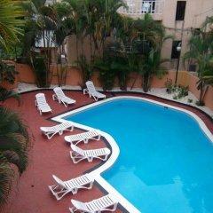 Отель Calypso Beach Доминикана, Бока Чика - отзывы, цены и фото номеров - забронировать отель Calypso Beach онлайн бассейн