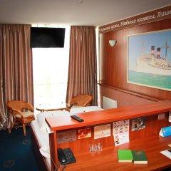 Гостиница Навигатор 3* Стандартный номер с различными типами кроватей фото 17