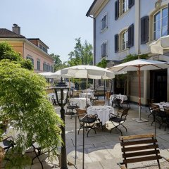 Hotel Florhof Цюрих питание фото 2