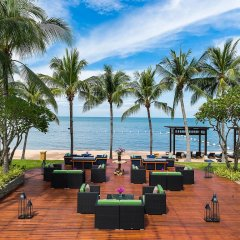 Отель Pattaya Sea Sand Sun Resort and Spa пляж