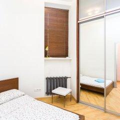 Апартаменты Four Squares Apartments on Tverskaya Апартаменты с двуспальной кроватью фото 8