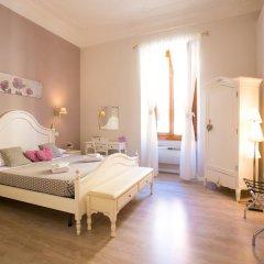 Отель B&B Vatican's Keys 3* Стандартный номер с двуспальной кроватью (общая ванная комната) фото 2