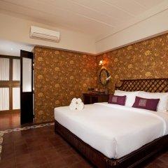Отель Baan Chart 3* Номер Делюкс с различными типами кроватей фото 3
