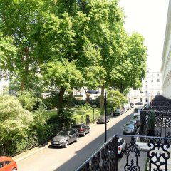 Pembridge Palace Hotel балкон
