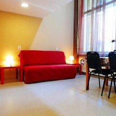 Budapest Budget Hostel Стандартный номер фото 30