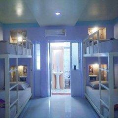 Good Dream Hotel 2* Кровать в общем номере с двухъярусной кроватью фото 5