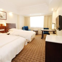 Overseas Chinese Friendship Hotel 3* Номер Делюкс с 2 отдельными кроватями фото 6