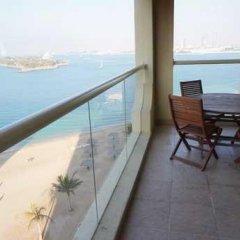 Отель Keys Please Holiday Homes - Jash Falqa Two Bedroom Seaview ОАЭ, Дубай - отзывы, цены и фото номеров - забронировать отель Keys Please Holiday Homes - Jash Falqa Two Bedroom Seaview онлайн балкон