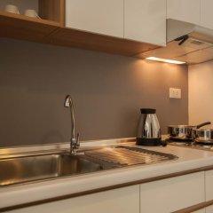 Отель Racha Residence Sri Racha 3* Улучшенные апартаменты с различными типами кроватей