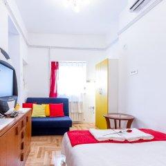 Отель Studio Saint Sava Сербия, Белград - отзывы, цены и фото номеров - забронировать отель Studio Saint Sava онлайн комната для гостей фото 3