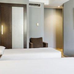 Hotel ILUNION Almirante 4* Стандартный номер с различными типами кроватей