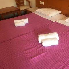 Aquarius Beach Hotel Стандартный номер с различными типами кроватей фото 8