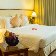 Royal Phuket City Hotel 4* Номер Делюкс