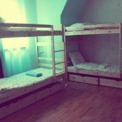 Хостел Джон Леннон Кровать в общем номере с двухъярусными кроватями фото 3