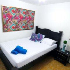 Отель Hostal Pajara Pinta Номер Делюкс с различными типами кроватей фото 6