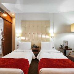 Гостиница DoubleTree by Hilton Novosibirsk 4* Стандартный номер разные типы кроватей фото 9
