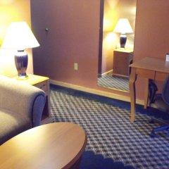 Отель Americas Best Value Inn Three Rivers 2* Стандартный номер с различными типами кроватей фото 2