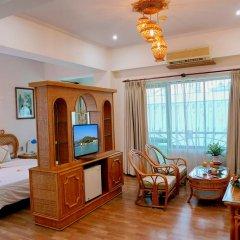 Green Hotel Nha Trang 3* Номер Делюкс фото 8