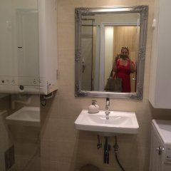 Отель Judit Apartman ванная фото 2