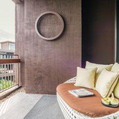 Отель Saturdays Residence балкон