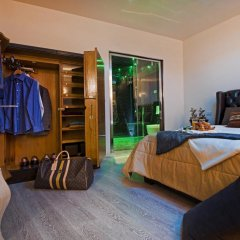 Отель Pantheon Relais 5* Улучшенный номер с различными типами кроватей фото 2
