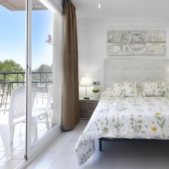 Hotel Gabarda & Gil 2* Номер категории Премиум с двуспальной кроватью фото 7
