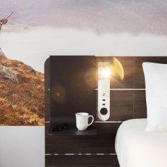 Отель Novotel Edinburgh Centre 4* Стандартный номер с двуспальной кроватью фото 4