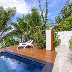 Отель The Remote Resort, Fiji Islands бассейн фото 3